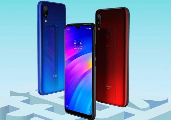 Điện thoại chơi game giá dưới 4 triệu, Xiaomi Redme 7