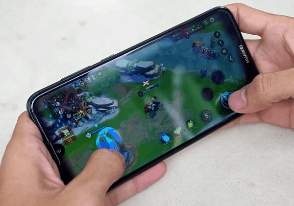 Điện thoại chơi game tốt giá dưới 4 triệu, Huawei Y7 Pro 2019 khi chơi Liên Quân Mobile