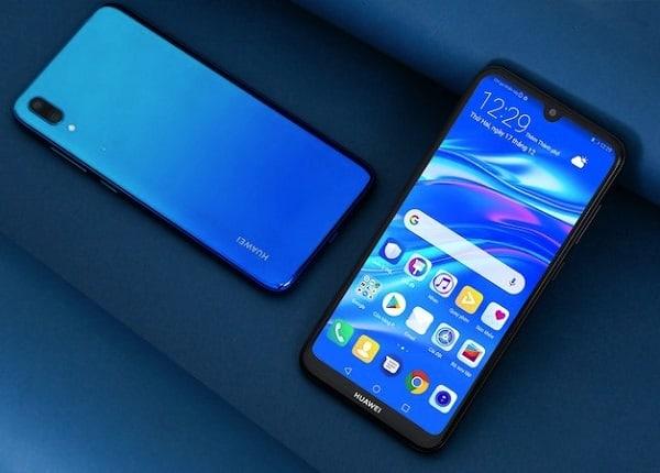 Top điện thoại chơi game tốt giá dưới 4 triệu, điện thoại Huawei Y7 Pro 2019