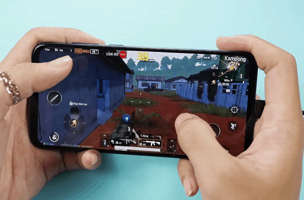 Điện thoại chơi game tốt giá dưới 4 triệu, Vsmart Live chơi tốt các dòng game đồ họa cao