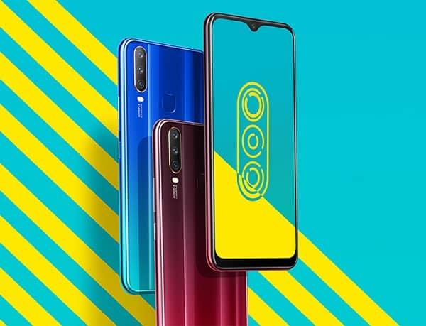 Điện thoại chơi game dưới 4 triệu tốt nhất 2020, điện thoại Vivo Y12