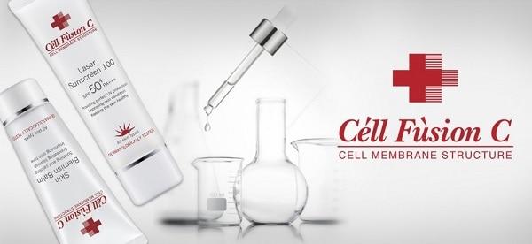 Giới thiệu thương hiệu kem chống nắng Cell Fusion C