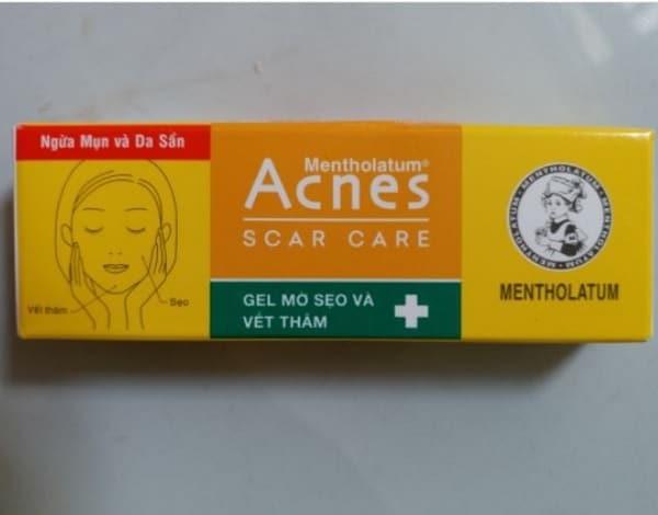 Nên dùng Gel trị sẹo Hiruscar Post Acne hay Acnes Scar Care? Kem trị sẹo tốt hiện nay. Gel trị sẹo Acnes Scar Care