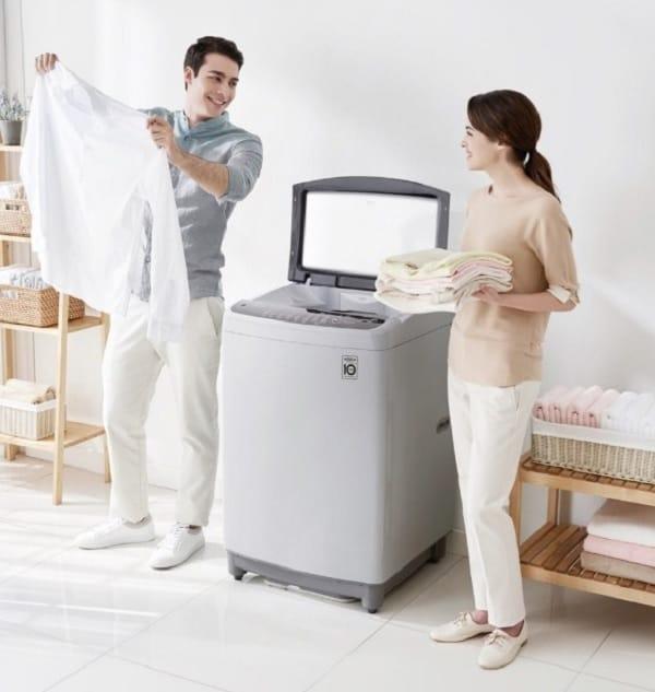Nên mua máy giặt LG hay Sanyo? Máy giặt tốt nhất hiện nay. Máy giặt LG