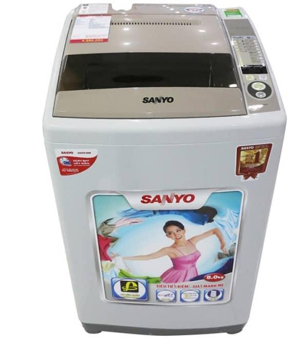 Nên mua máy giặt LG hay Sanyo? Nên mua máy giặt nào giá rẻ? Máy giặt Sanyo