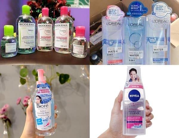 Nên sử dụng nước tẩy trang L'Oreal 3 In 1 Micellar không? Nước tẩy trang tốt nhất cho da. Nước tẩy trang L'Oreal 3 In 1 Micellar