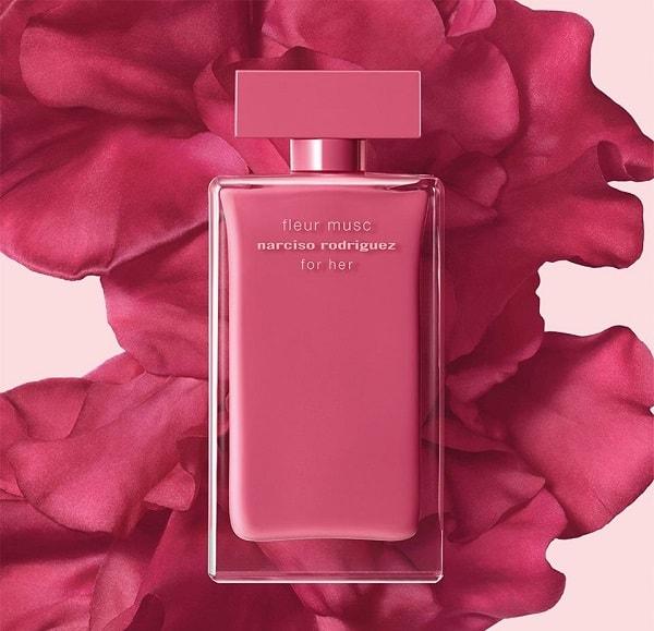Review nước hoa Narciso hồng đậm, nước hoa Narciso Fleur Musc for Her