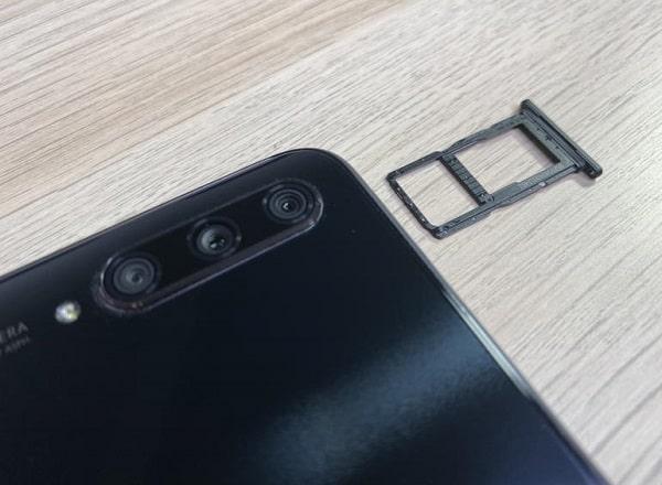 Review điện thoại Huawei Y9s, có thể trang bị thêm thẻ nhớ