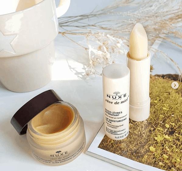 Review son dưỡng môi Nuxe reve de miel có tốt không?