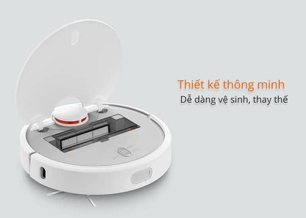 Robot hút bụi thông minh Xiaomi Mi Vacuum