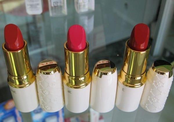 Son nào đẹp nhất hiện nay? Son Cezanne Lasting Lip Color N