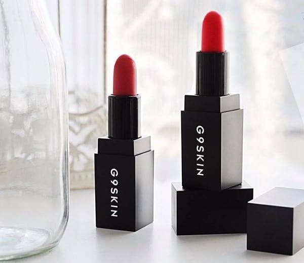 Son G9 SKin First Lipstick có đẹp không? Son G9 SKin First Lipstick có lì không? Son G9 SKin First Lipstick