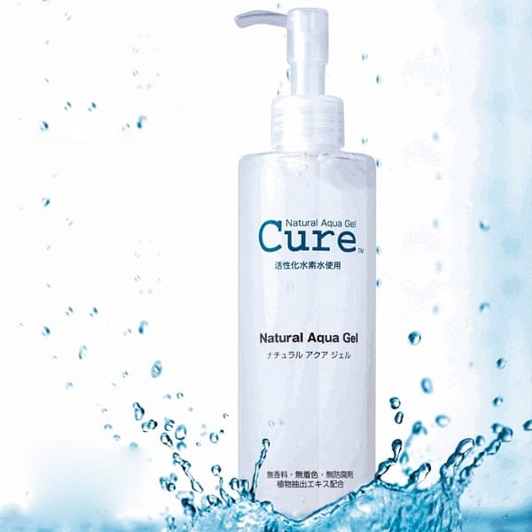 Tẩy da chết Cure Natural Aqua Gel có tốt không?