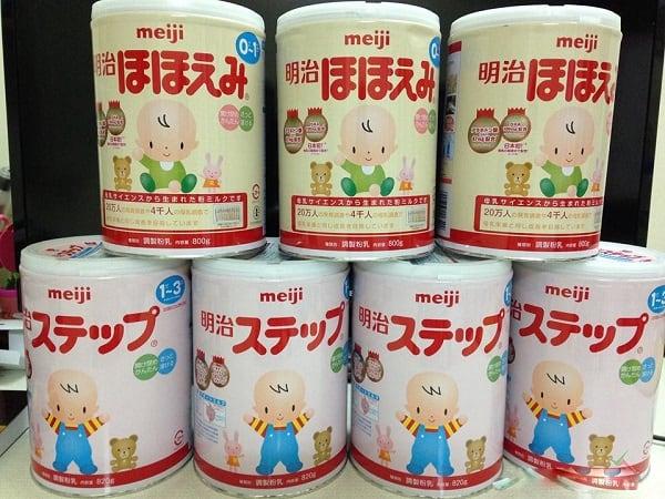 Review sữa Meiji Nhật có tốt không?
