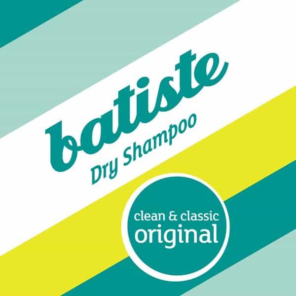 Dầu gội khô Batiste có tốt không: Xuất xứ của dầu gội khô Batiste
