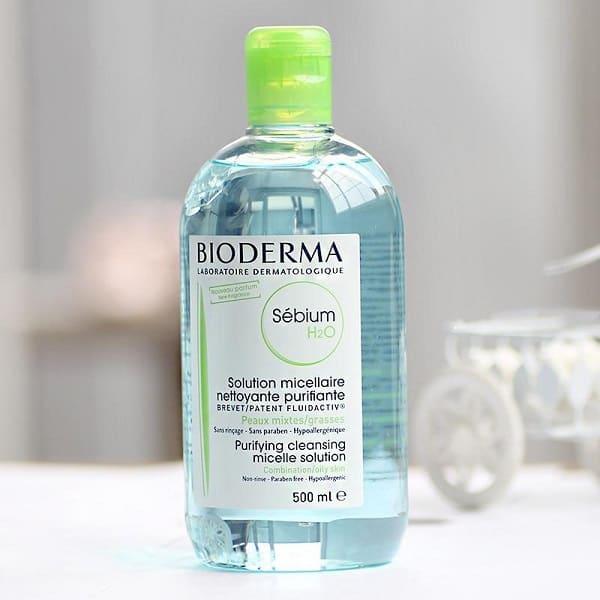 Nước tẩy trang Bioderma có tốt không: Bioderma là thương hiệu dược mỹ phẩm nổi tiếng của Pháp