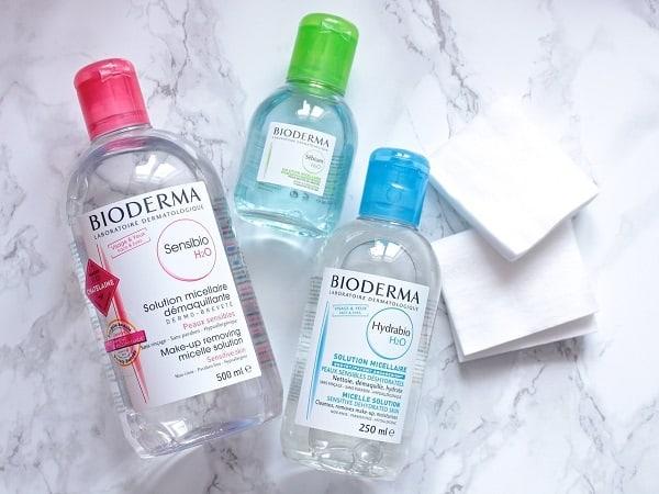 Nước tẩy trang Bioderma có tốt không, phù hợp với loại da nào?