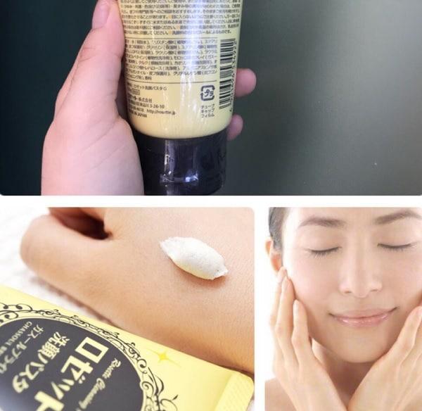 Sữa rửa mặt Rosette Nhật. sữa rửa mặt Rosette Face Wash Pasta Ghassoul Bright. Sữa rửa mặt dành cho nữ tốt nhất hiện nay