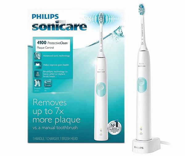 TOP 5 bàn chải đánh răng điện tốt nhất hiện nay: Bàn chải điện Philips Sonicare