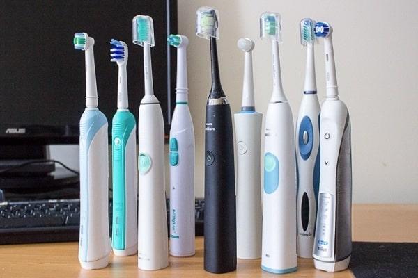 TOP 5 bàn chải đánh răng điện tốt nhất hiện nay