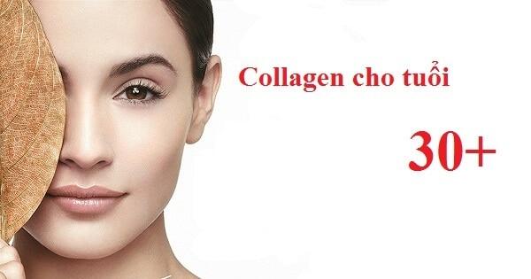 TOP 5 collagen tốt nhất hiện nay: Bổ sung collagen giai đoạn sau 30 tuổi