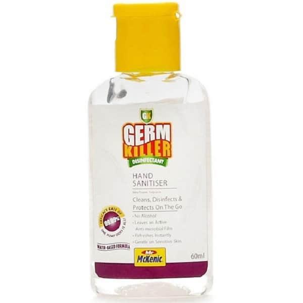 10 loại nước rửa tay tốt nhất hiện nay: Nước rửa tay khô Germ Killer