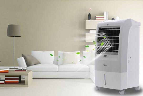 Có nên mua quạt điều hòa không khí không?