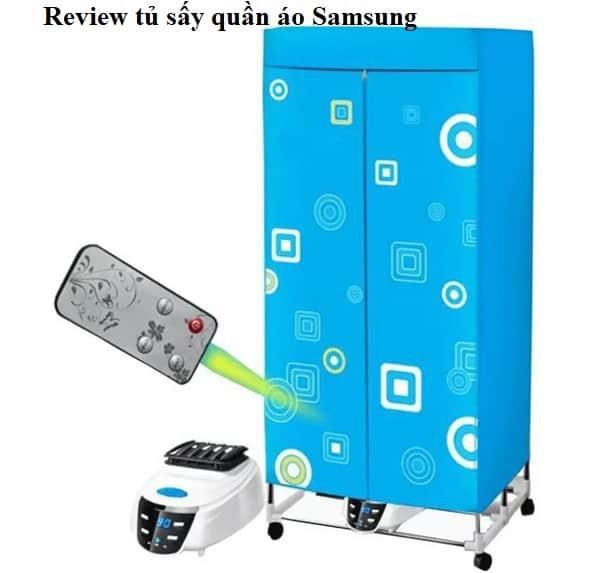 Tủ sấy quần áo Samsung có tốt không, review chi tiết. Có nên mua tủ sấy quần áo Samsung hay không?