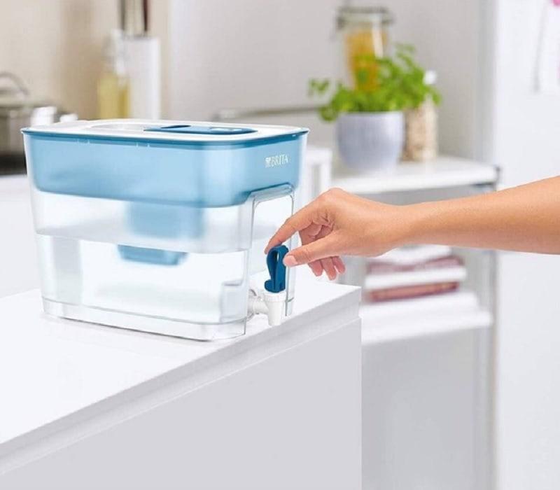 Bình lọc nước mini để bàn giá tốt. Bình lọc nước mini bán chạy nhất hiện nay