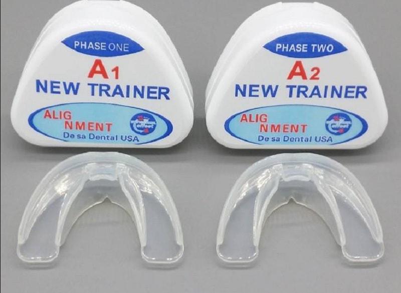 Dụng cụ niềng răng silicon có hiệu quả không? Dụng cụ niềng răng tại nhà Silicon trainer