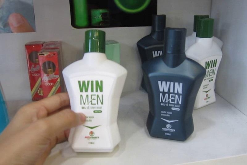 Dung dịch vệ sinh nam tốt nhất hiện nay. Review dung dịch gel vệ sinh nam Winmen