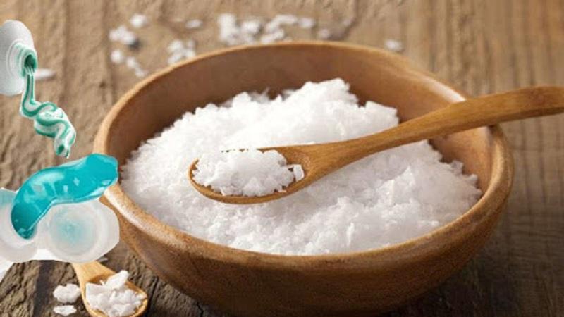 Cách tẩy lông nách bằng kem đánh răng và muối. Hướng dẫn cách tẩy lông bằng kem đánh răng