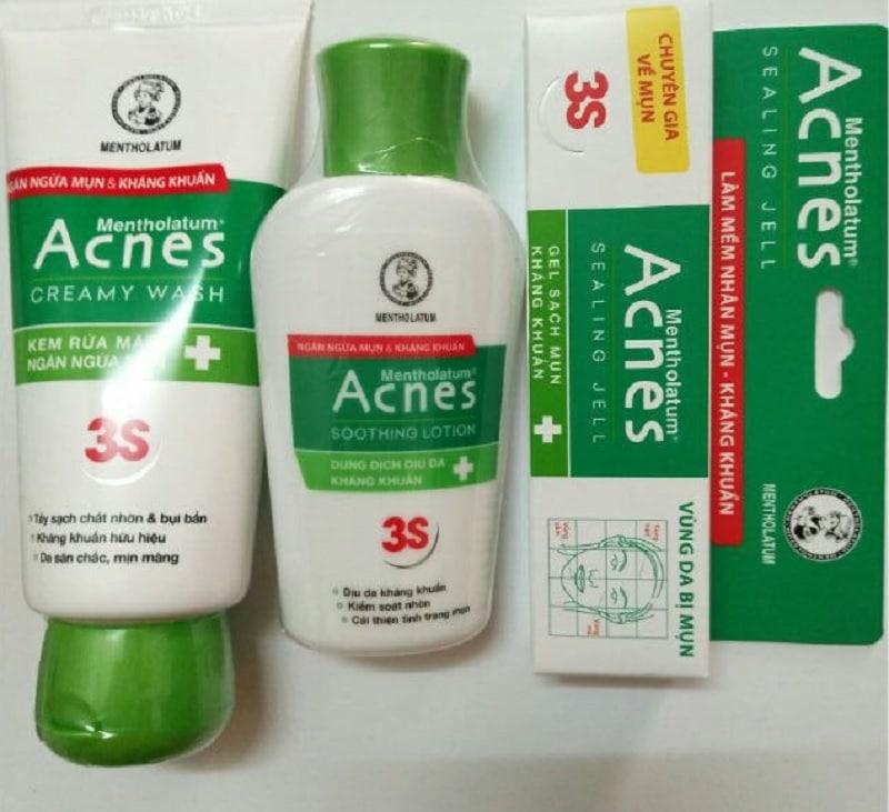Kem trị mụn ẩn cho da mặt tốt nhất hiện nay. Da bị mụn ẩn nên dùng kem trị mụn nào? Kem trị mụn ẩn Rohto Acnes