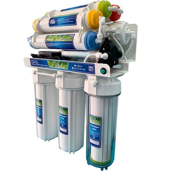 Máy lọc nước gia đình giá dưới 5 triệu: Máy lọc nước Eco Green Classical 10 cấp UV