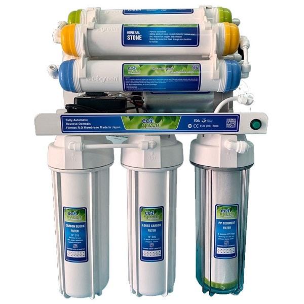 Máy lọc nước gia đình giá dưới 5 triệu: Máy lọc nước Eco Green Classical 7 cấp ECO.CL001