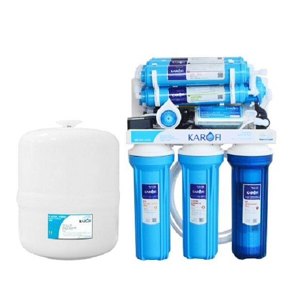 Máy lọc nước gia đình giá dưới 5 triệu: Máy lọc nước Karofi iRO 1.1 KT-K8I -1