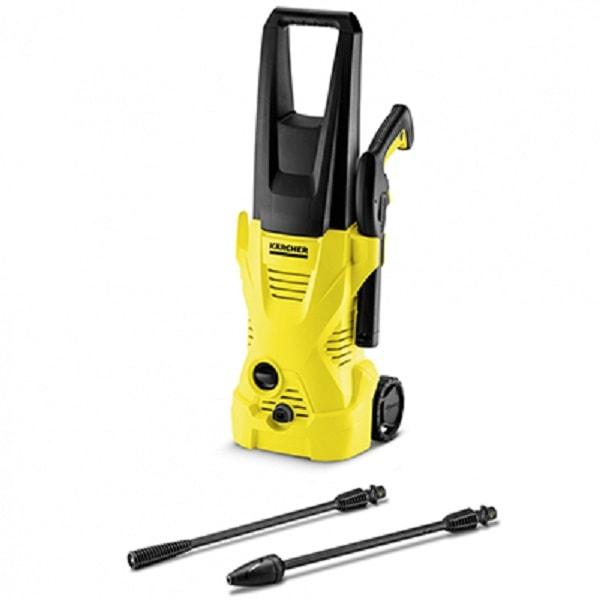 Máy rửa xe gia đình loại nào tốt? Máy rửa xe áp lực cao Karcher K2 360