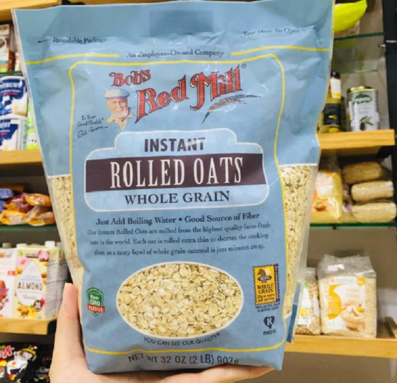 Ngũ cốc ăn kiêng tốt nhất hiện nay. Ngũ cốc Bob's Red Mill. Có nên dùng ngũ cốc ăn kiêng Bob's Red Mill không?