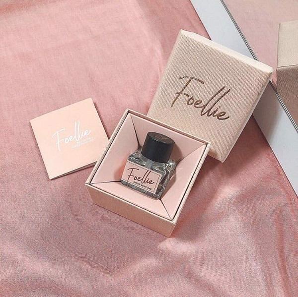 Review nước hoa vùng kín Foellie: Nước hoa vùng kín Foellie Fleur (màu hồng)