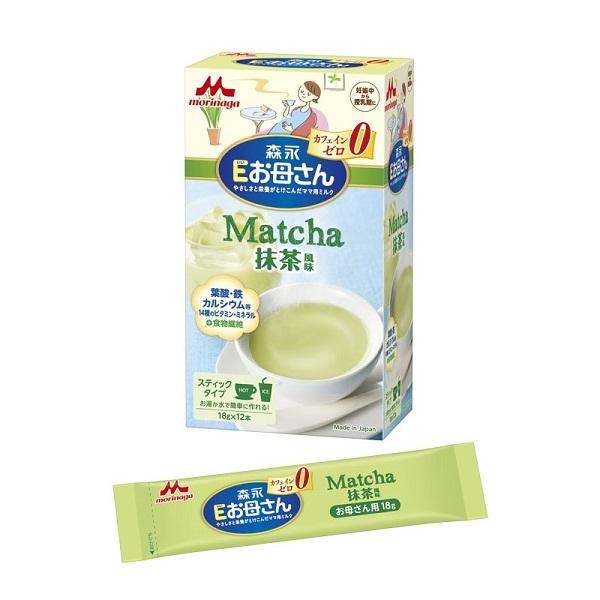 Sữa bầu Morinaga có dễ uống không? Sữa bầu Morinaga vị trà xanh