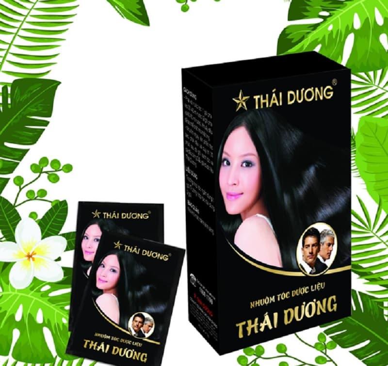 Thuốc nhuộm tóc thảo dược Thái Dương tốt không? Thuốc nhuộm tóc tốt nhất hiện nay