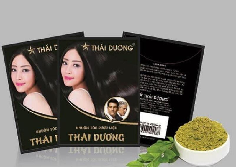 Thuốc nhuộm tóc thảo dược Thái Dương tốt không?Đánh giá Thuốc nhuộm tóc thảo dược Thái Dương