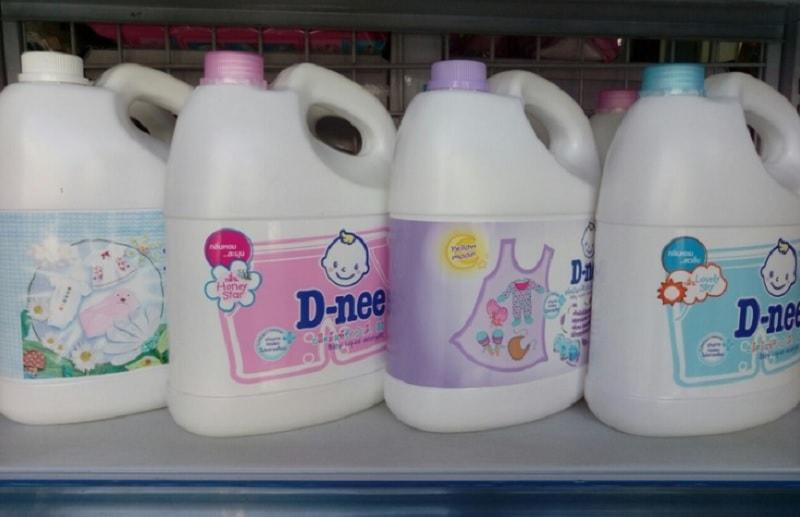 Nước giặt cho trẻ sơ sinh loại nào tốt. Giặt đồ cho trẻ sơ sinh bằng nước giặt gì tốt nhất?