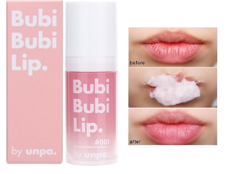 Tẩy da chết cho môi Hàn Quốc loại nào tốt? gel tẩy tế bào chết môi BUBI BUBI LIP. Gel tẩy tế bào môi Hàn Quốc tốt cho mọi loại da