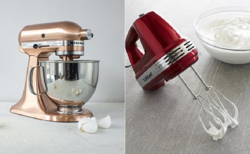 Top 4 máy đánh trứng cầm tay nên mua nhất hiện nay. Nên mua máy đánh trứng loại nào tốt?