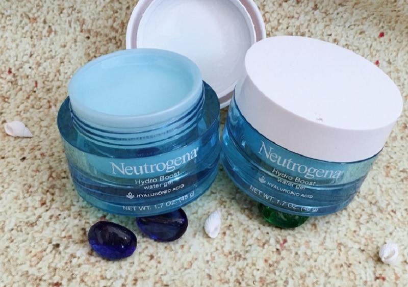 Kem dưỡng trắng da mặt tốt nhất. Kem dưỡng da Neutrogena Hydro Boost Water Gel. Kem dưỡng trắng da mặt ban ngày