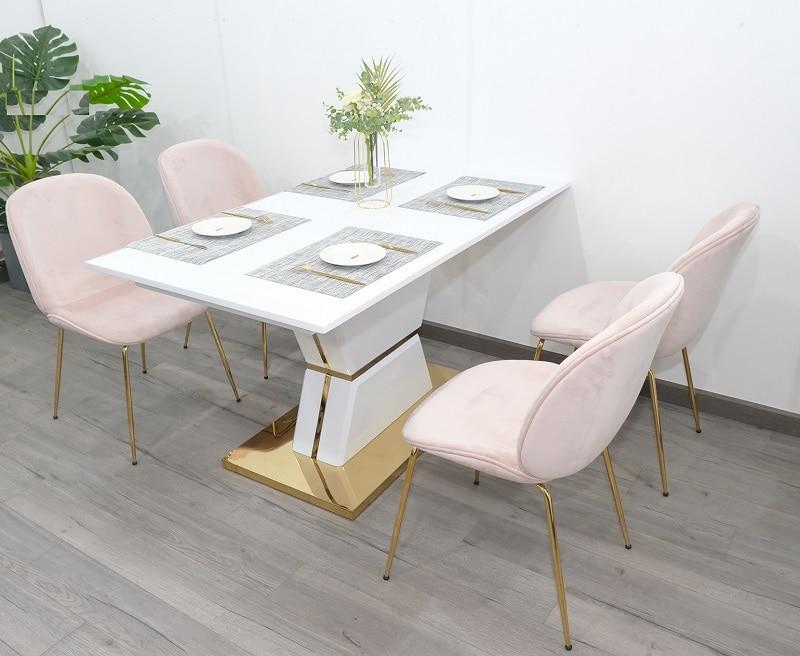 Bàn ăn thông minh 4 ghế mở rộng