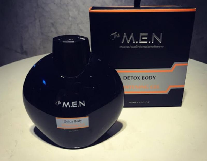 Kem trắng da cho nam tốt nhất. Kem dưỡng trắng da body cho nam. Kem dưỡng da toàn thân dành cho nam Body Lotion The M.E.N