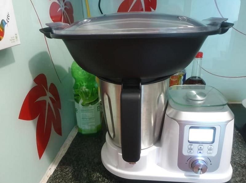 Review máy nấu ăn đa năng Kitchen Robot. Có nên mua kitchen robot không?