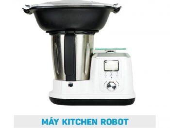 Review máy nấu ăn đa năng Kitchen Robot. Máy nấu ăn đa năng tốt nhất hiện nay